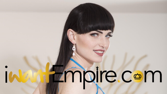 Natalie Mars Partners With iWantEmpire for iWantNatalieMars