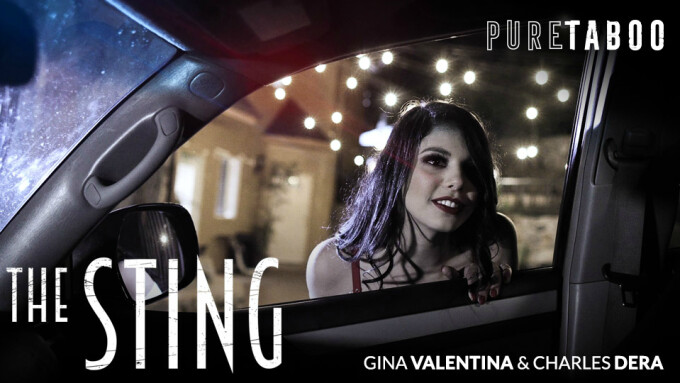 Gina Valentina Gets Caught in 'The Sting' From Pure Taboo