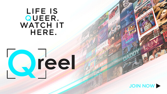 NakedSword Film Works, Breaking Glass Launch LGBTQ Streaming Service Qreel