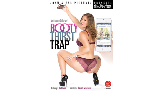 Adam & Eve Releases 'Booty Thirst Trap'