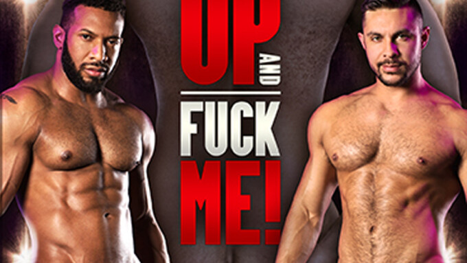 Jay Landford in Raging Stallion's 'Shut Up & Fuck Me!'