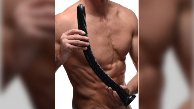 XR Brands Now Shipping 'Hosed' Extra-Long Anal Dildos