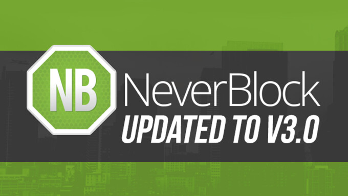 ExoClick Updates NeverBlock Anti-Adblock Tool