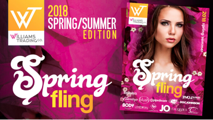Williams Trading Co. Releases 2018 Spring Fling Catalog