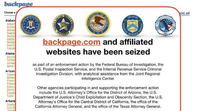 Federal Authorities Seize Backpage.com