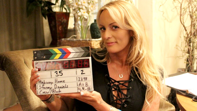 On the Set: Stormy Daniels Makes Digital Playground Directorial Debut