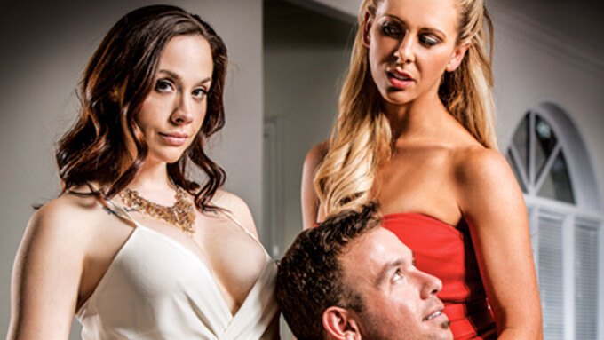 Cherie DeVille, Chanel Preston Grace Cover of Sweet Sinner's 'The Mistress 2'