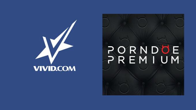 VividTV Inks Exclusive With PornDoe Premium for Europe