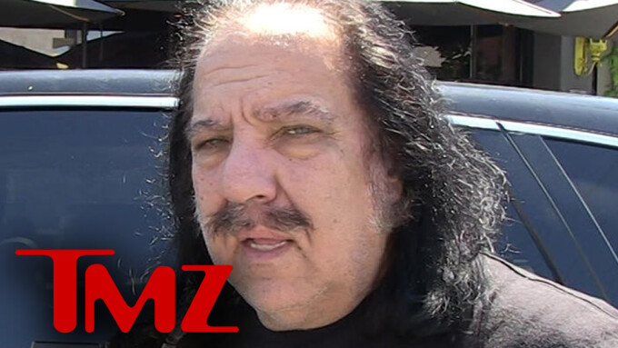 Ron Jeremy Sexual Battery Case Turned Over to L.A. Prosecutors — TMZ