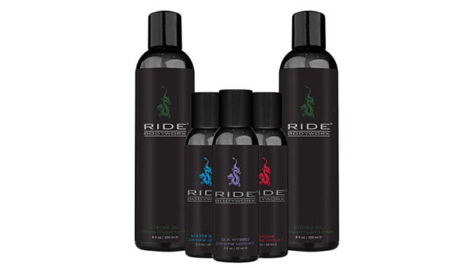 RIDE BodyWorx Debuts Stroke Oil, Travel-Friendly Lube Size