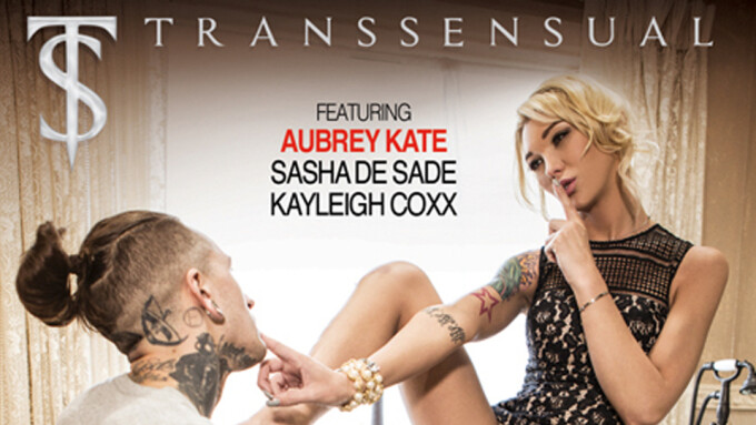 Aubrey Kate, Ruckus Star in TransSensual's 'TS Taboo 2: My Boss's Wife'