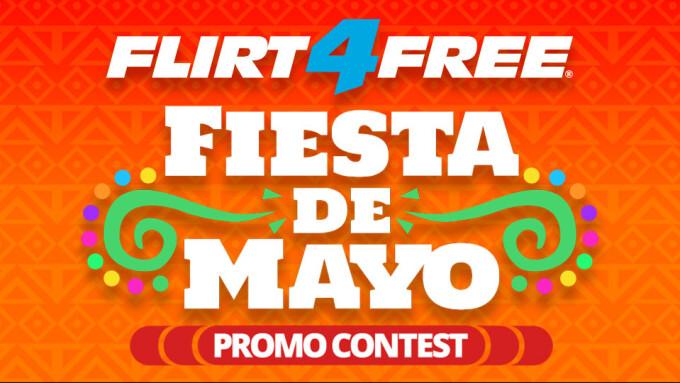 Flirt4Free Holds Fiesta de Mayo Promo