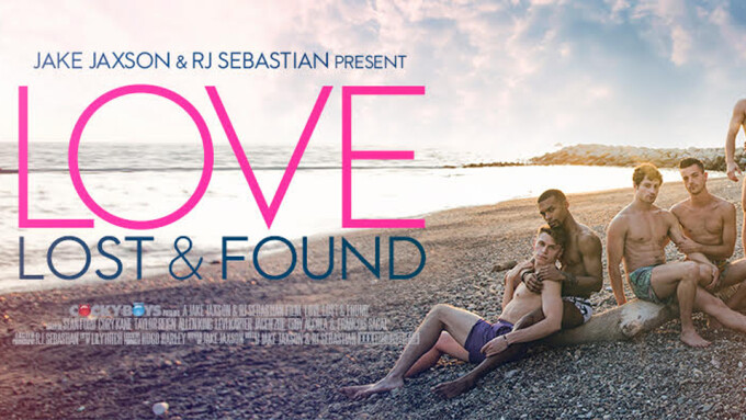Sean Ford, Francois Sagat Experience 'Love, Lost and Found' for CockyBoys Finale