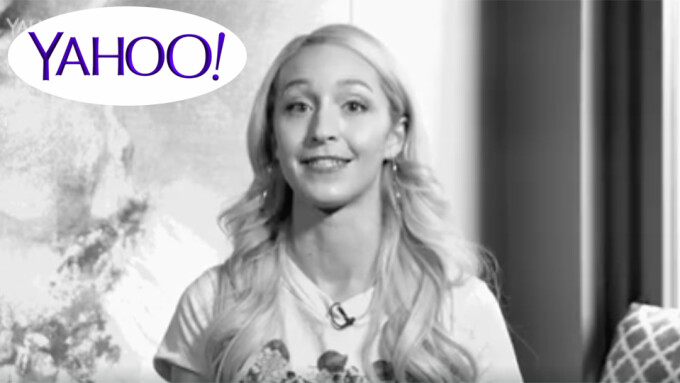 Ginger Banks Interviewed by Yahoo News on Sex Worker Rights