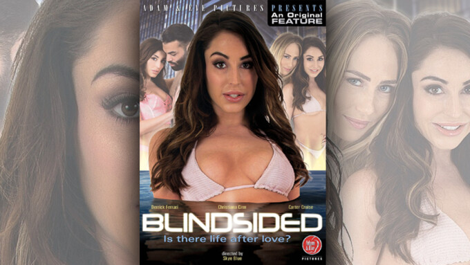 Christiana Cinn, Carter Cruise Star in Adam & Eve's 'Blindsided'