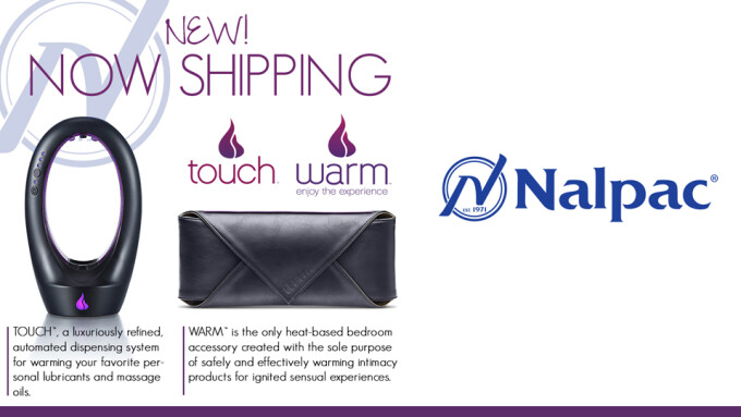 Nalpac Shipping Lubricant, Toy Warmers From Warm