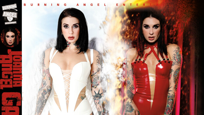 Joanna Angel Reveals Gangbang Title 'As Above, So Below'
