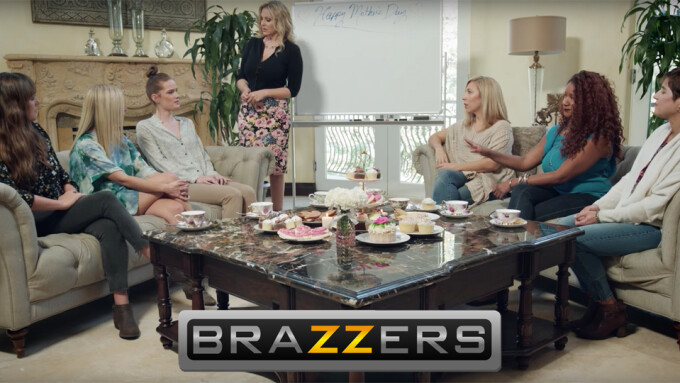 Brazzers Enlists Real Moms to Help Inspire Mother's Day Scene