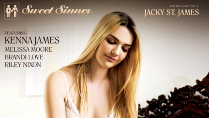 Jacky St. James Presents Sweet Sinner's 'The Masseuse 12'