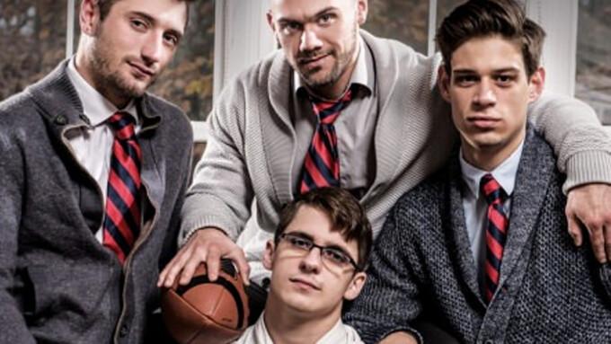 JD Phoenix, Kory Houston Star in Icon Male's 'Hall Pass'