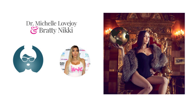 Jenna Sativa Joins Bratty Nikki, Dr. Lovejoy on iWantRadio