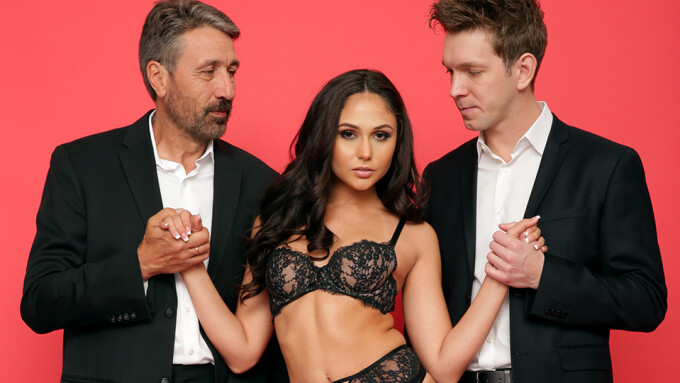 Ariana Marie's 1st DP Now Out on EvilAngel.com