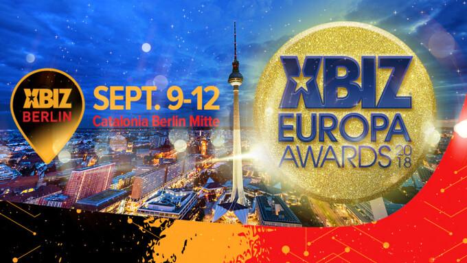 XBIZ Berlin 2018 Event Site Now Live