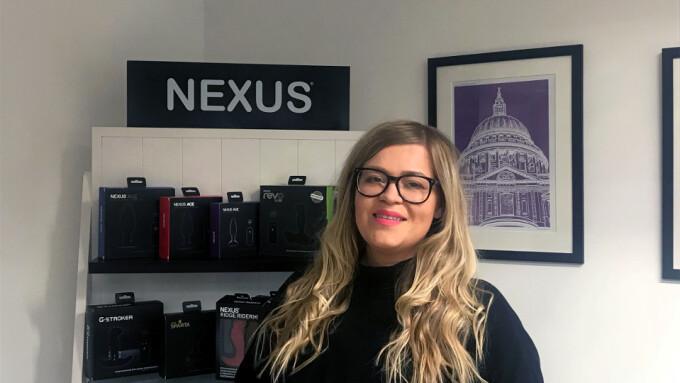Nexus Welcomes Back Chloe Pearce as International Sales Manager