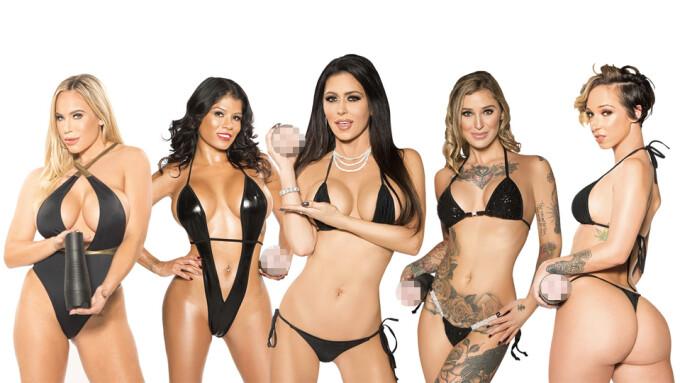 Cousins Group Launches Pornstar Signature Series Toys