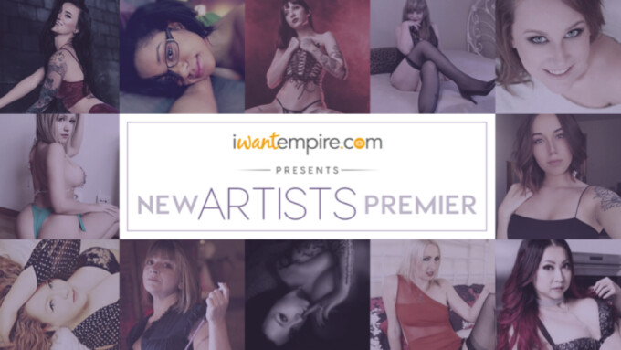 iWantEmpire Welcomes 67 New Clip Artists