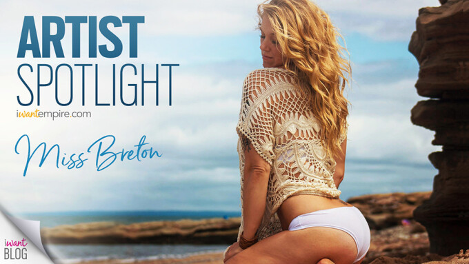 iWantEmpire Showcases Miss Breton in This Week's Artist Spotlight