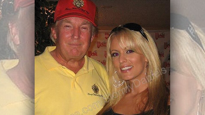 Trump Discloses Reimbursement to Cohen for Stormy Daniels Settlement