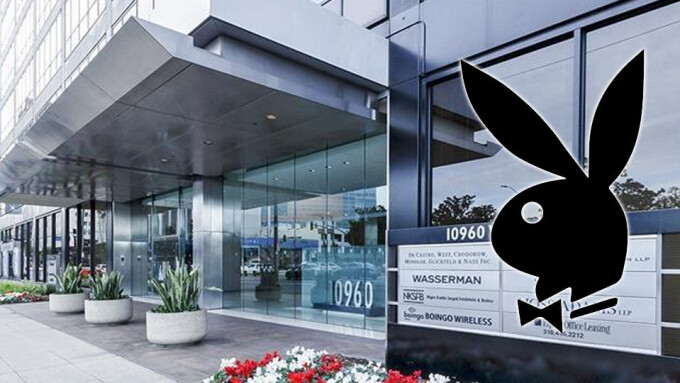 Playboy Plans on Moving Headquarters to Westwood