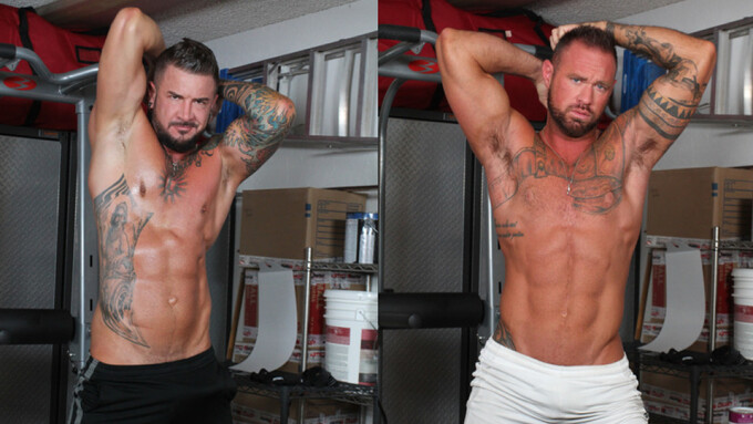 Dolf Dietrich, Michael Roman Star in Nasty Daddy's 'Three Day Load'