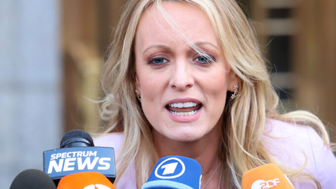 Stormy Daniels Crowdfunding Campaign Hits Half-Million-Dollar Mark