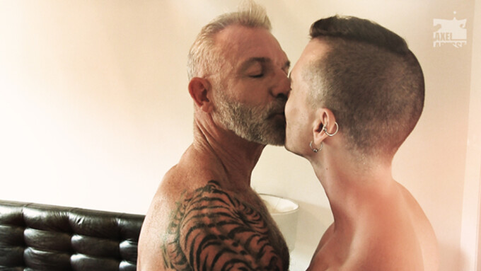 Axel Abysse Hooks Up With Fisting Superstar Cory Jay in New Scene