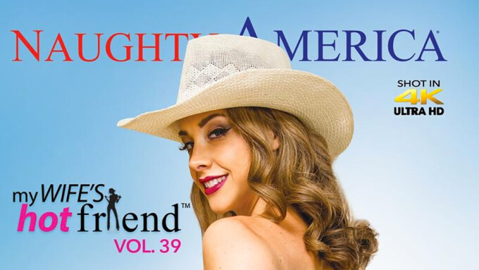 Naughty America Releases 'My Wife's Hot Friend 39'