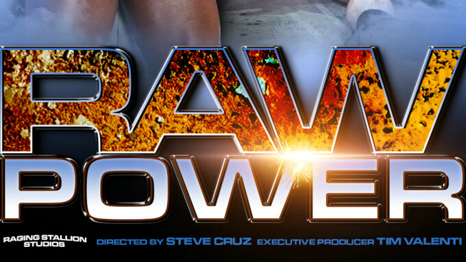 Raging Stallion Debuts 'Raw Power'