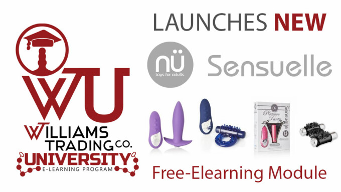 Williams Trading Launches Nu Sensuelle E-Learning Module