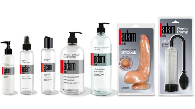 Topco Sales Shipping New Adam Male Collection