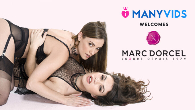 Marc Dorcel Launches Producer Profile on ManyVids