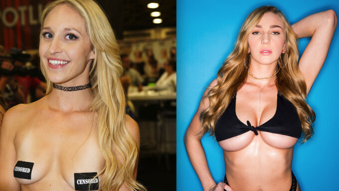 Ginger Banks, Kendra Sunderland Join Forces on FanCentro