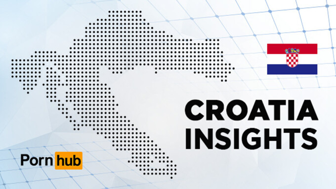 Pornhub Shares Stats on Traffic in Croatia