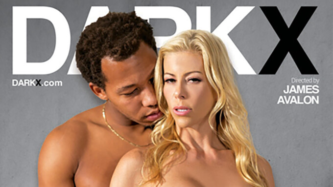 Alexis Fawx Stars in Dark X's 'Interracial MILFs 3'