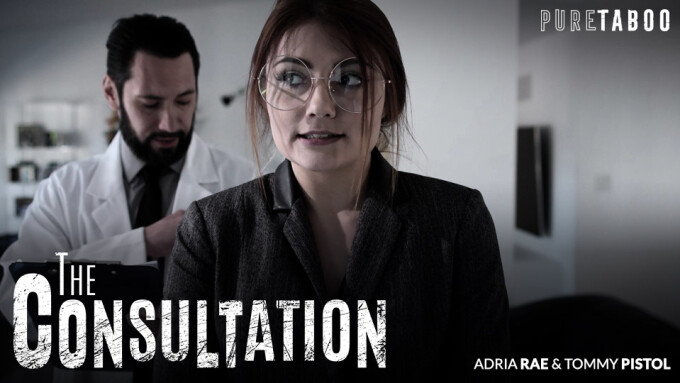 Adria Rae, Tommy Pistol Blur the Lines in Pure Taboo's 'The Consultation'