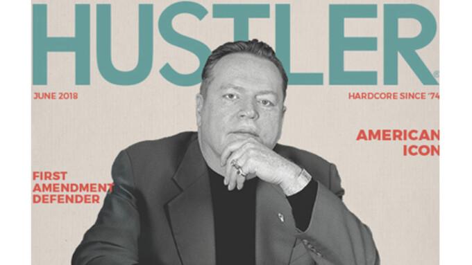 Larry Flynt to Make Appearance at Fresno Hustler Hollywood