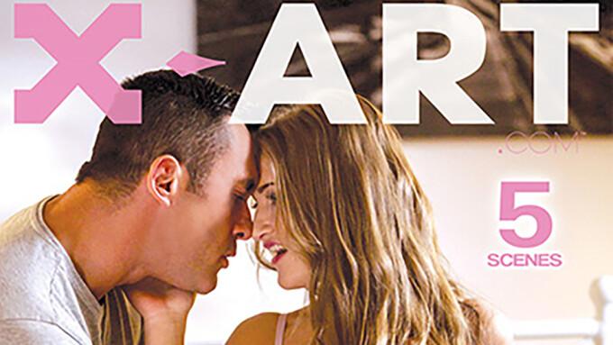Adult Source Media Releases X-Art's 'Lover's Lane 2'