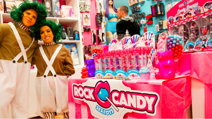 Rock Candy Toys Announces Retail Display Contest