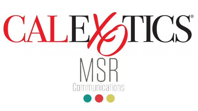 CalExotics Taps MSR Communications to Expand Brand's Visibility