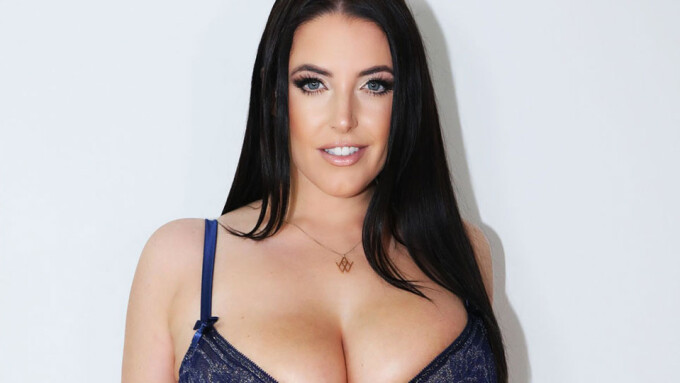 Angela White Stars in Several New Releases